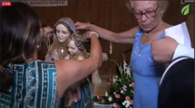 1 Parte da Missa da Festa de Nossa Senhora da Luz TV HD (2016)