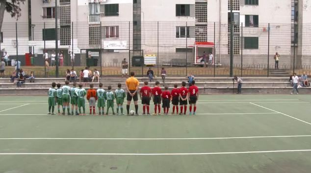 CAMPO 2 - CRIAMA 0 vs 5 ACD JARDIM SERRA - Criamar Street Football Challenge TV SD (2016)