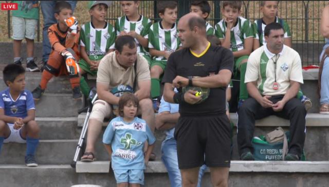 CAMPO 2 - 1 Parte - Domingo Fase final SUB 10 - Criamar Street Football Challenge
