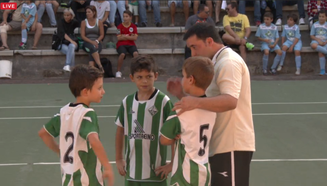CAMPO 2 - 3 Parte - Domingo Fase final  SUB 10 - Criamar Street Football Challenge