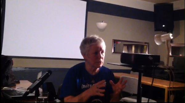 Janet Fenton on nuclear disarmament