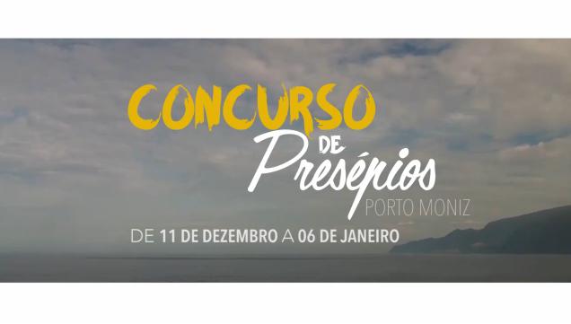 TEASER - CONCURSO DE PRESEPIOS - PORTO MONIZ - HD - NOVEMBRO(2016)