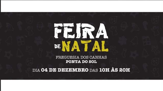 TEASER - FEIRA DE NATAL - CANHAS - HD -NOVEMBRO(2016)V