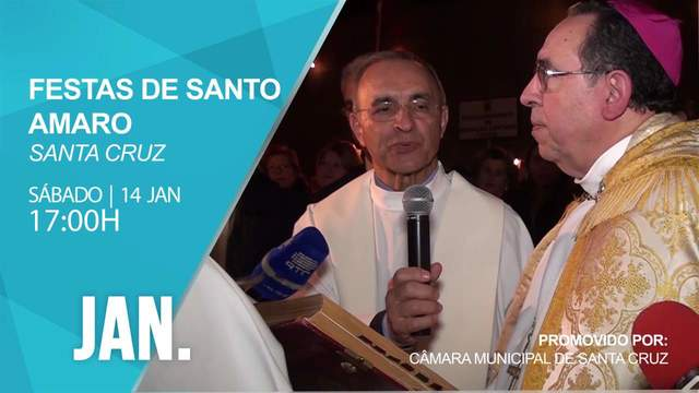 TEASER - SANTO AMARO - HD - JANEIRO(2017)