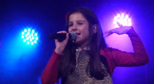 Infantis- 2ª Gala de A VOZ! de Santa Cruz