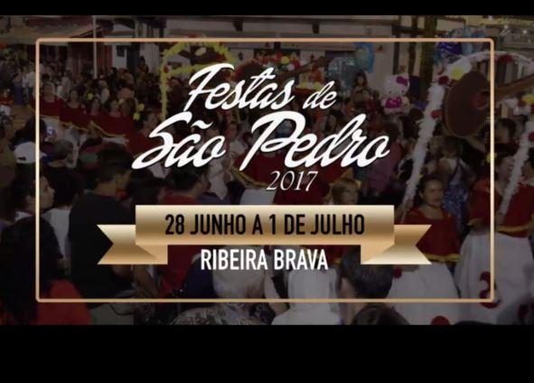 TEASER - FESTAS DE SAO PEDRO RIBEIRA BRAVA - FULLHD - JUNHO(2017)