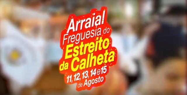 PROMO -Arraial da Freg. do Estreito da Calheta TV HD - 30s (2017)