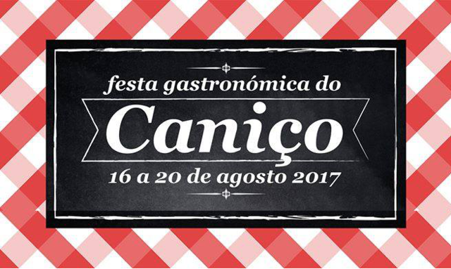 TEASER - MOSTRA GASTRONÓMICA DO CANIÇO - HD - AGOSTO(2017)