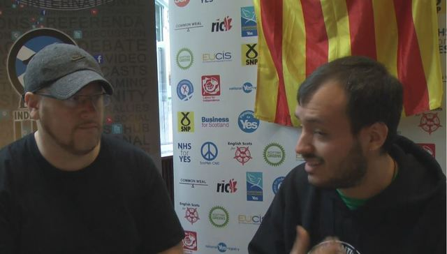 Scottish Independence Convention - Interviews