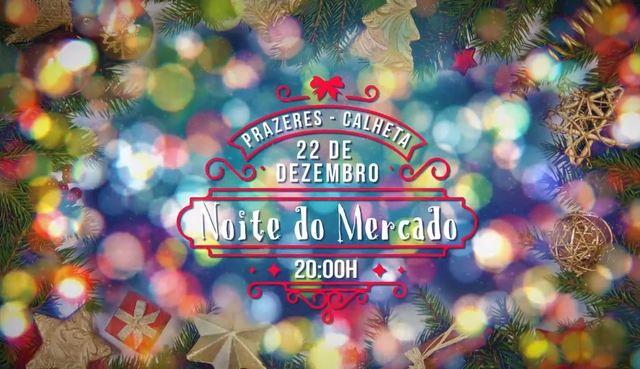 PROMO Noite do Mercado dos Prazeres TV HD (2017)