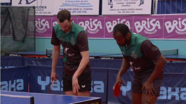 Parte 2 - Ponta do Pargo-Sporting - Meia-final do play-of da 1ª divisão masculina