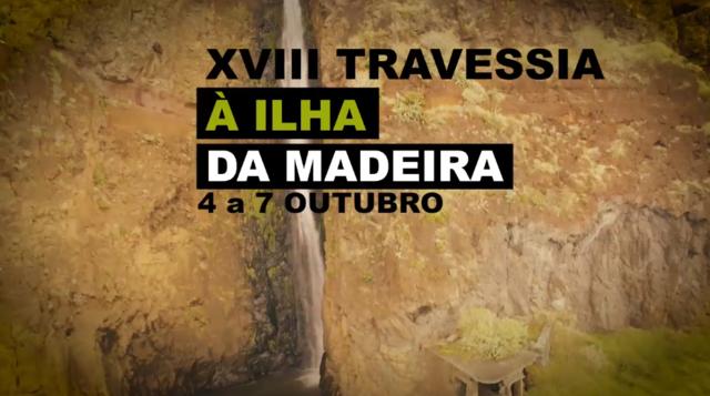 PROMO - XVIII Travessia à Madeira - Clube Pés Livres FHD (2018)