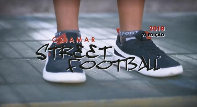 PROMO Criamar Street Football ´18- 7ª Edição FHD (2018)
