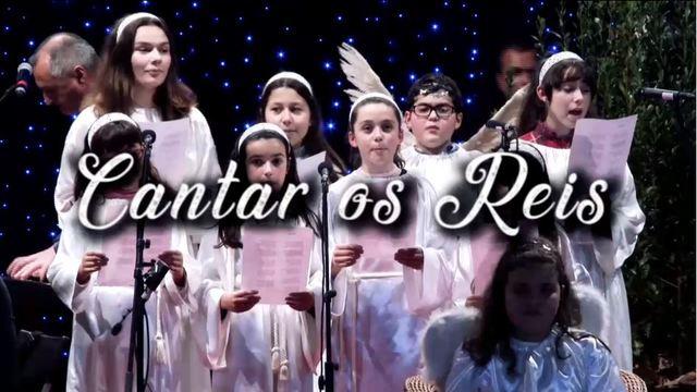 PROMO - Vamos Cantar os Reis 2018 - Jardim Municipal FHD (2018)