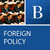 Foreign Policy at Brookings