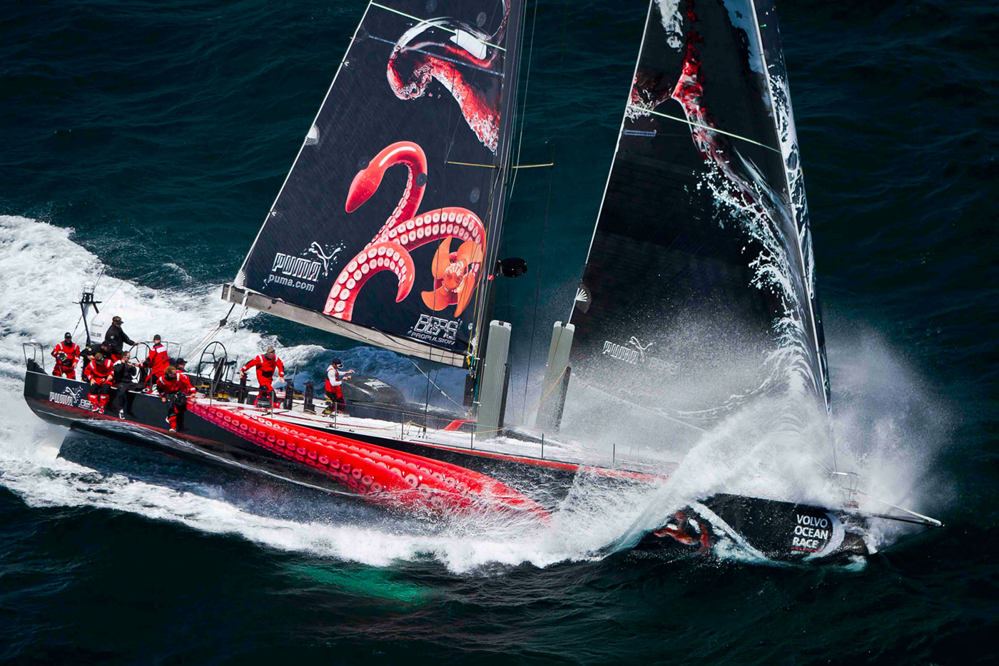 4789750a6bd4 PUMA Ocean Racing powered by BERG on Livestream