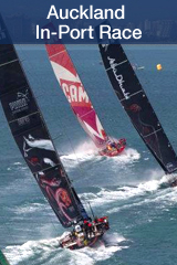 Auckland In-Port Race