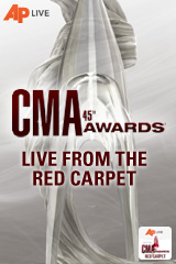 AP Live CMA Awards