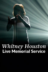 Whitney Houston Memorial Service Live