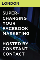 Supercharging Your Facebook Marketing hosted by Constant Contact