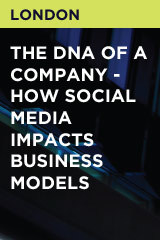 The DNA of a Company - How social media impacts business models