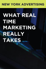 What Real Time Marketing Really Takes