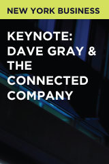 Keynote: Dave Gray & The Connected Company