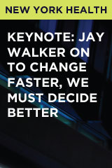 Keynote: Jay Walker on To Change Faster, We Must Decide Better