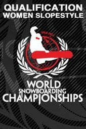 Qualification Women Slopestyle