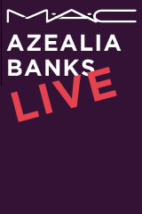 Fashions Night Out: Azelia Banks LIVE