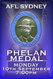 Phelan Medal Night