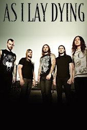 As I Lay Dying with special guests Battlecross