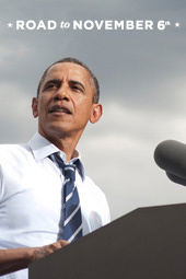 Road to November 6th: The President speaks from Fairfax, VA