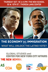The Economy vs. Immigration: Latino Vote 2012