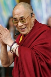 His Holiness the 14th Dalai Lama at Hunter College