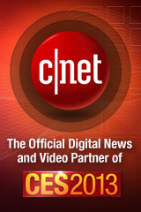 CNET at CES 2013