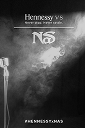 Hennessy V•S Presents: Nas Live In Concert