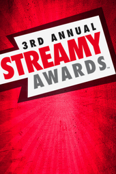 The 3rd Annual Streamy Awards Presented by Coca-Cola