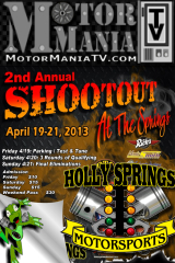 Shootout at the Springs