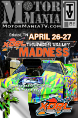 X-DRL Thunder Valley Madness