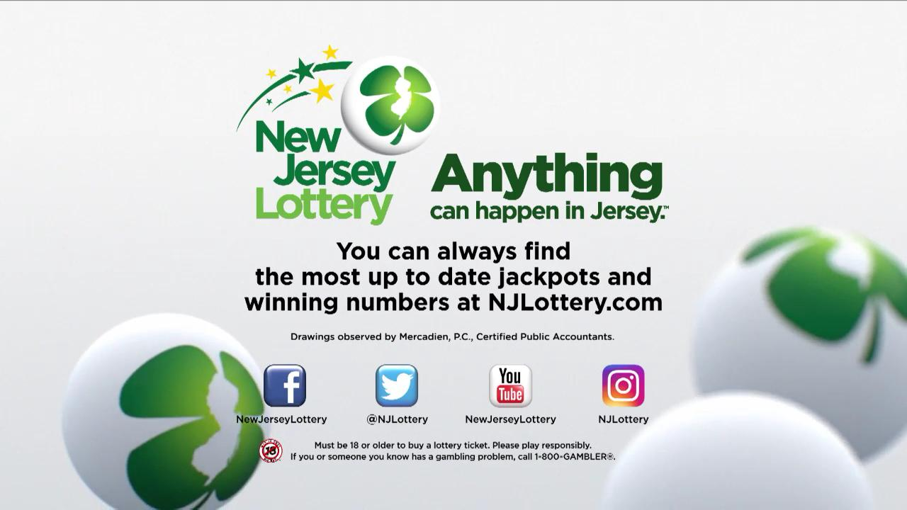 New jersey lottery pick 4