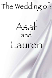 Asaf and Lauren's Wedding
