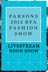 BFA Fashion Show 2013
