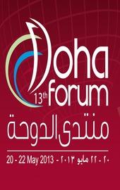 13th Doha Forum English