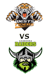 Tigers vs. Raiders