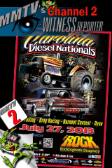 NHRDA Carolina Diesel Drags