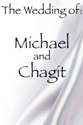 Michael and Chagit's Wedding