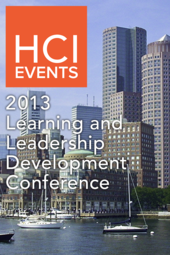 2013 Learning and Leadership Development Conference