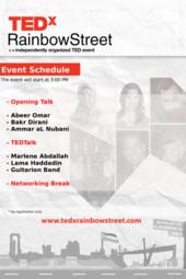 TEDxRainbowStreet