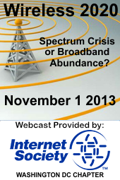 Wireless 2020: Spectrum Crisis or Broadband Abundance?